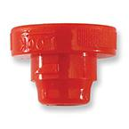 Airway Management Decannulation Plug, Red, fits DFEN and DCFN Tracheostomy Tube, Disposable