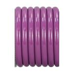 High Flow & Oxygen Equipment Evacuation Hose (WAGD), Purple, Conductive, Kink Resistant, Medical Grade, 5/16-in ID, 1-ft