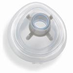 Resuscitation Face Mask, Vent Mask II, Child, Non Inflatable Mask Without Valve, Disposable